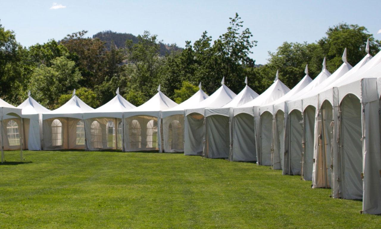 Q peak frame tent