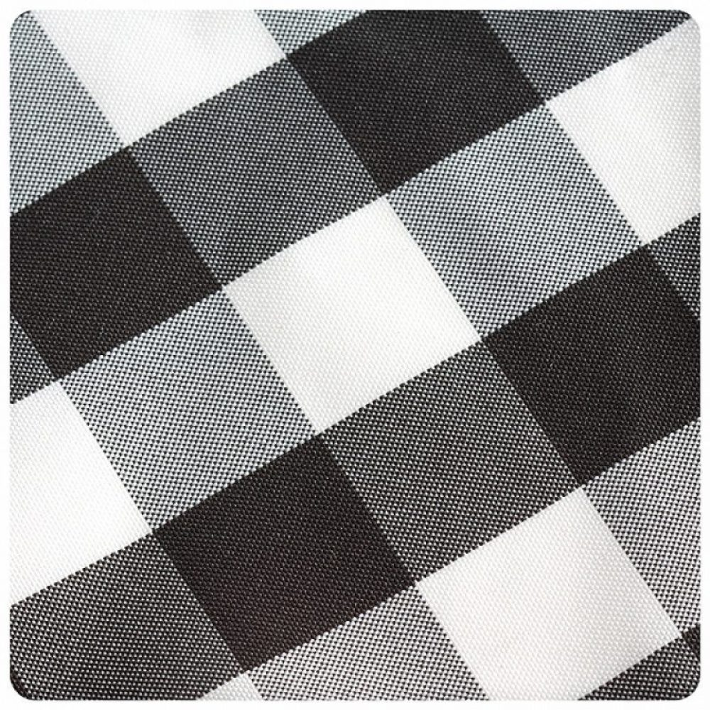 Black and White Checked