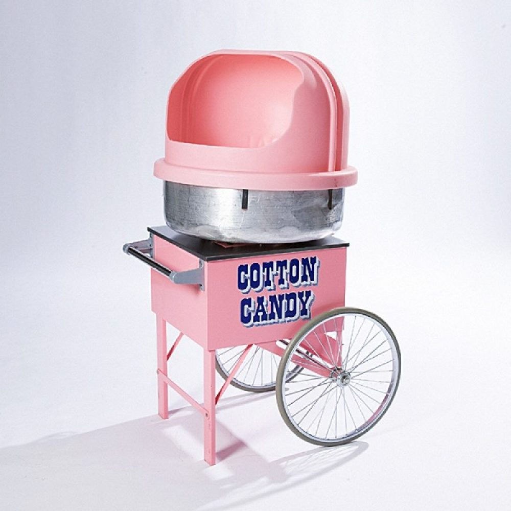 Cotton Candy Wagon
