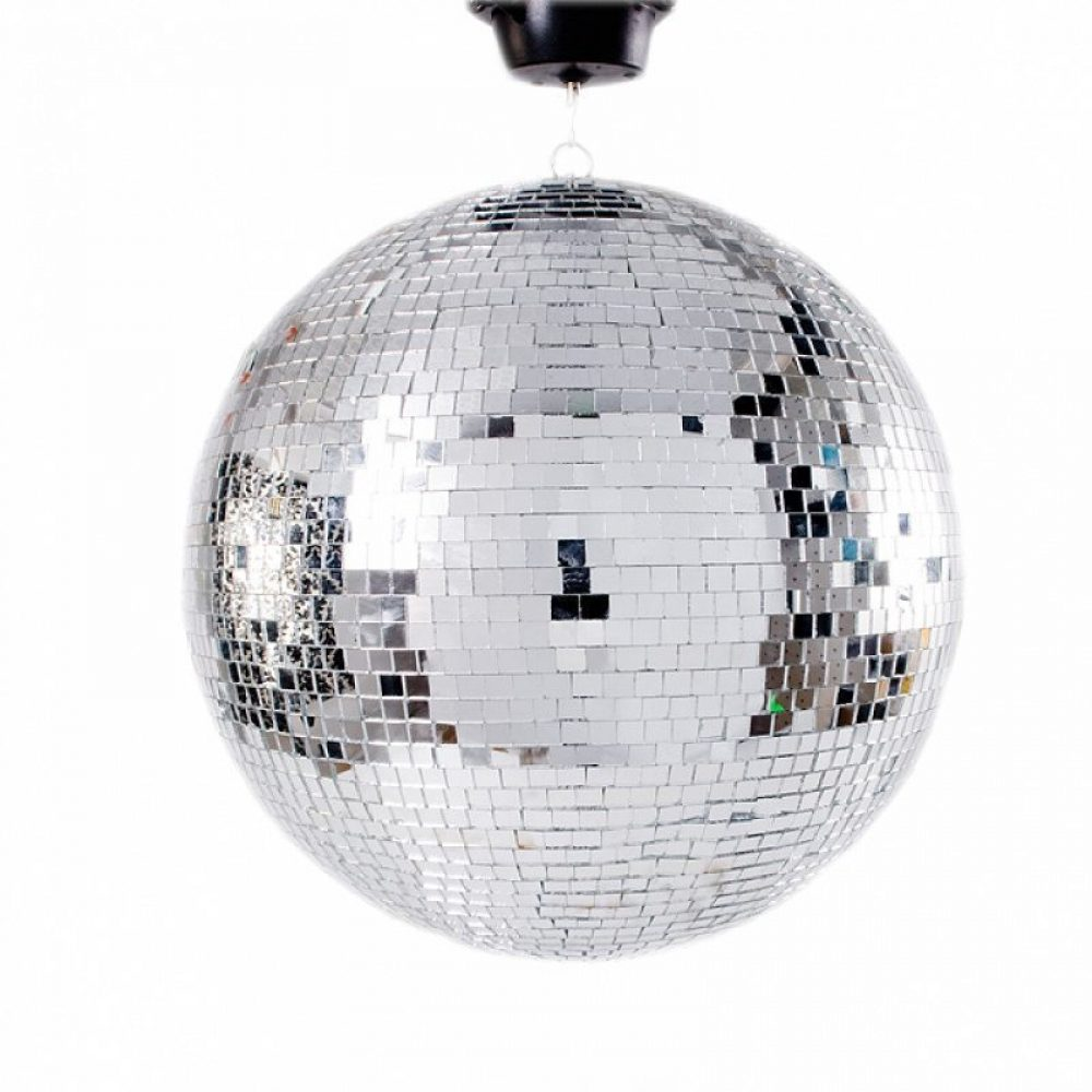 Disco Ball, Pin Spot & Turner
