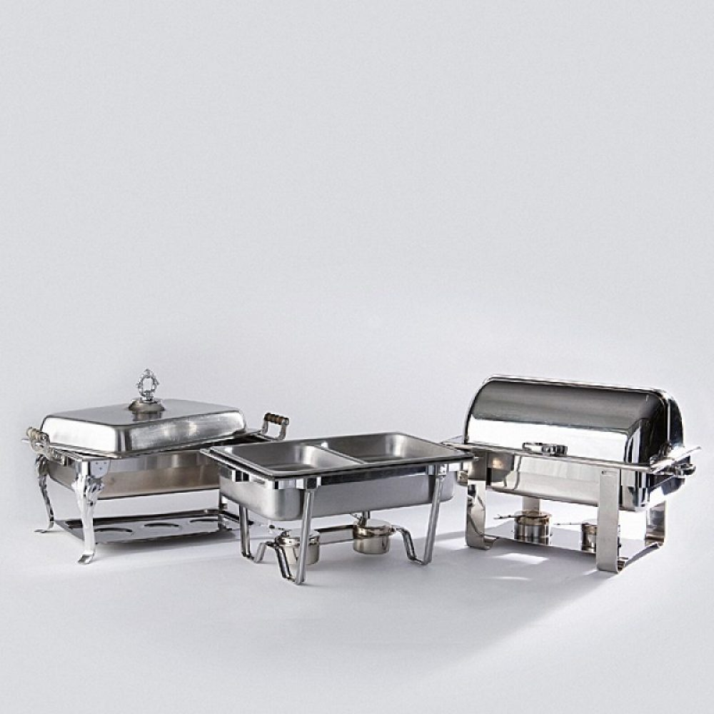 Stainless Chafers