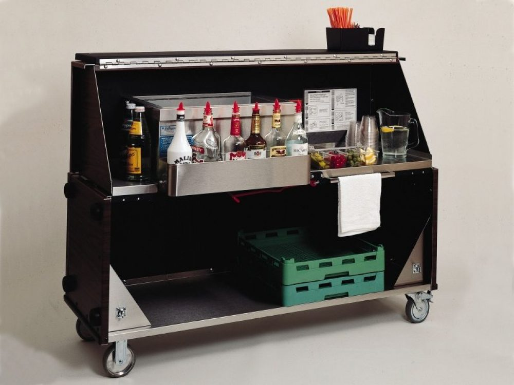 The Stow - Away Portable Bar