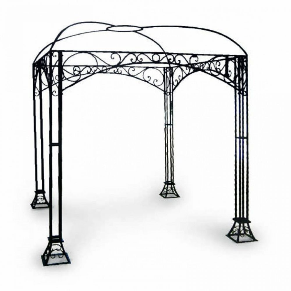 Wrought Iron Gazebo / Chuppa