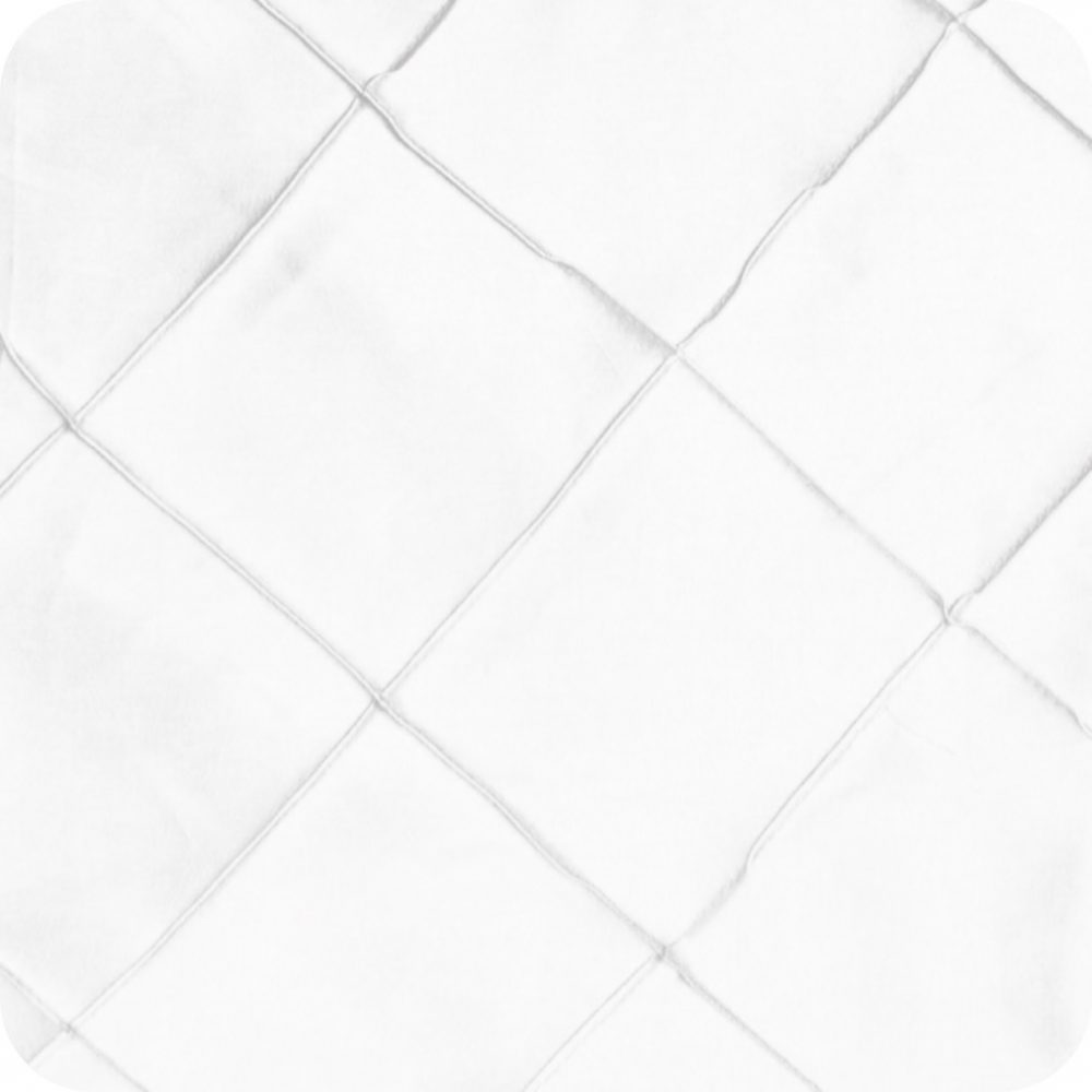 White Pintuck Linen