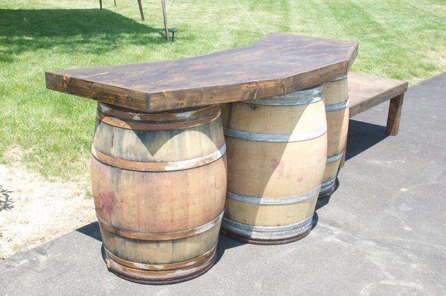 Whiskey Barrel Bar Rc Events