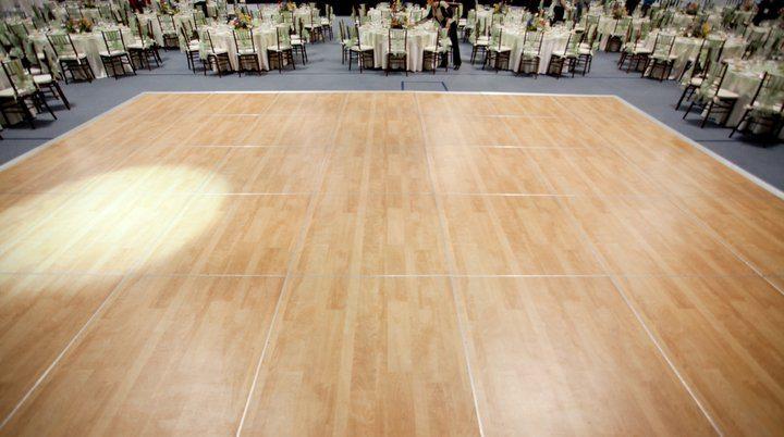 Birch Dance Floor