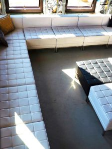 Leather Furniture Event Rentals
