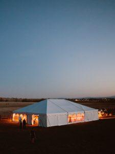 Navi Trac Frame Tent Rentals