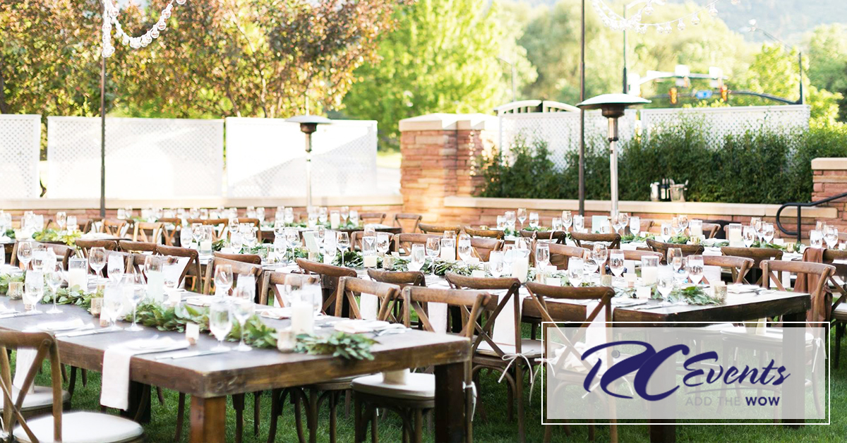 Wedding Wow Wedding Event Rentals From Rc Events